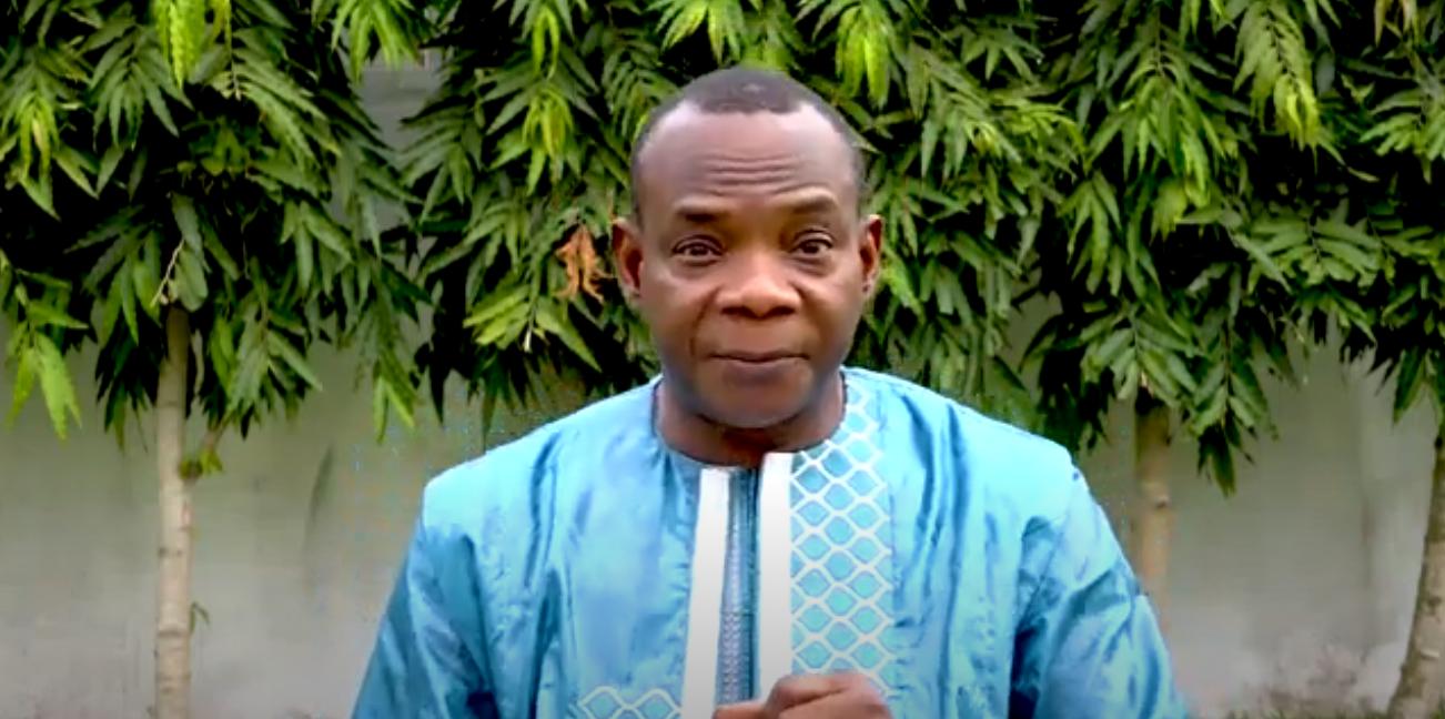 Toumani Diabaté, musician and UNAIDS International Goodwill Ambassador